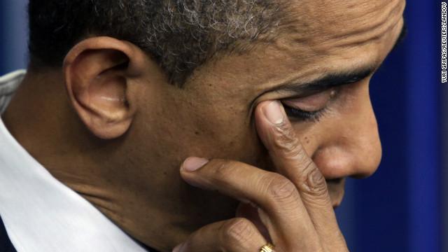 Obama Tear
